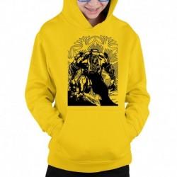 bluza z kapturem KD-Ż sKURPieni Wyrak czarny