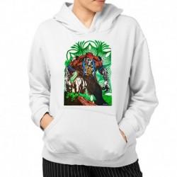 bluza z kapturem KK-B sKURPieni Wyrak