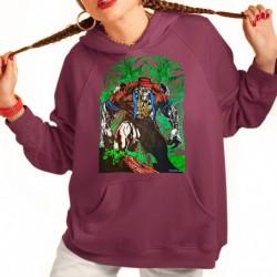bluza z kapturem KK-BU sKURPieni Wyrak