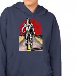 bluza z kapturem KK-GR sKURPieni MadMax