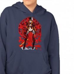 bluza z kapturem KK-GR sKURPieni Star Wars Darth Ćëmäk