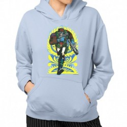 bluza z kapturem KK-JN sKURPieni Sierżant Kurp