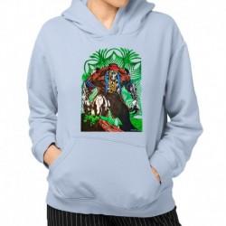 bluza z kapturem KK-JN sKURPieni Wyrak