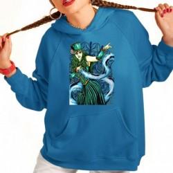 bluza z kapturem KK-N sKURPieni Chachluza