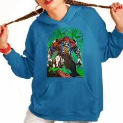 bluza z kapturem KK-N sKURPieni Wyrak