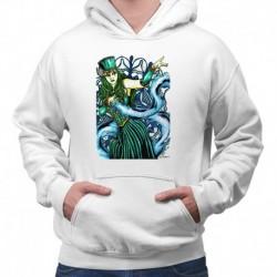 bluza z kapturem KM-B sKURPieni Chachluza