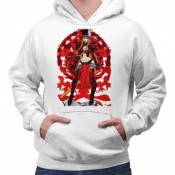 bluza z kapturem KM-B sKURPieni Star Wars Darth Ćëmäk