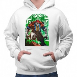 bluza z kapturem KM-B sKURPieni Wyrak