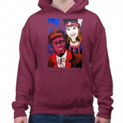 bluza z kapturem KM-BU sKURPieni WandaVision