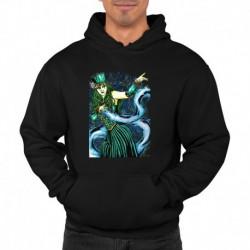 bluza z kapturem KM-CZ sKURPieni Chachluza