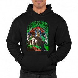 bluza z kapturem KM-CZ sKURPieni Wyrak