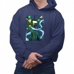 bluza z kapturem KM-GR sKURPieni Chachluza