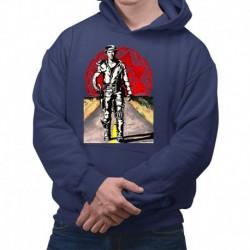 bluza z kapturem KM-GR sKURPieni MadMax