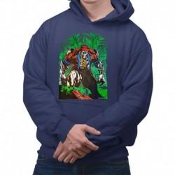 bluza z kapturem KM-GR sKURPieni Wyrak