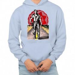 bluza z kapturem KM-JN sKURPieni MadMax