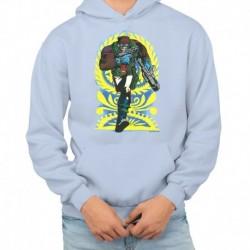 bluza z kapturem KM-JN sKURPieni Sierżant Kurp