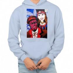 bluza z kapturem KM-JN sKURPieni WandaVision