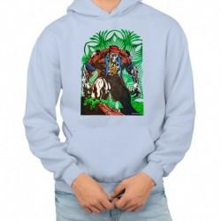 bluza z kapturem KM-JN sKURPieni Wyrak