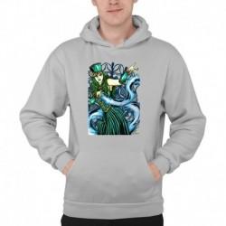 bluza z kapturem KM-SZ sKURPieni Chachluza