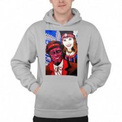 bluza z kapturem KM-SZ sKURPieni WandaVision