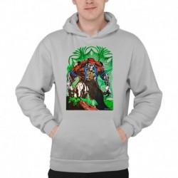 bluza z kapturem KM-SZ sKURPieni Wyrak
