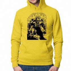 bluza z kapturem KM-Ż sKURPieni Wyrak czarny