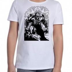 koszulka D-B sKURPieni Wyrak czarny