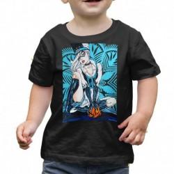 koszulka D-CZ sKURPieni Black Cat
