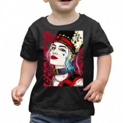 koszulka D-CZ sKURPieni Harley Quinn