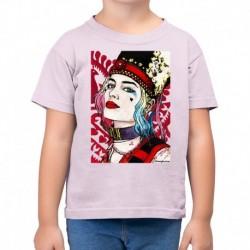 koszulka D-R sKURPieni Harley Quinn