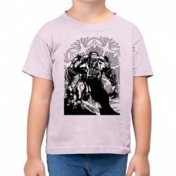 koszulka D-R sKURPieni Wyrak czarny