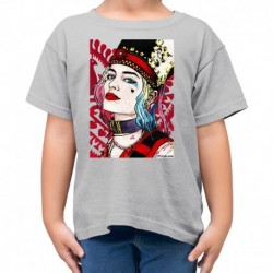 koszulka D-SZ sKURPieni Harley Quinn