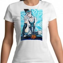 koszulka K-B sKURPieni Black Cat