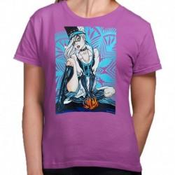 koszulka K-CR sKURPieni Black Cat