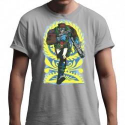 koszulka M-SZ sKURPieni Sierżant Kurp
