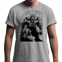 koszulka M-SZ sKURPieni Wyrak czarny