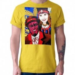 koszulka M-Ż sKURPieni WandaVision