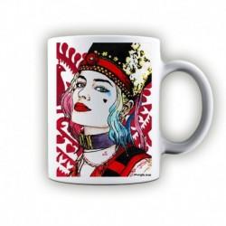 kubek ceramiczny sKURPieni Harley Quinn