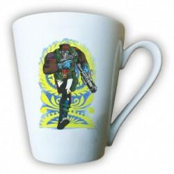 kubek latte sKURPieni Sierżant Kurp