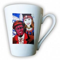 kubek latte sKURPieni WandaVision